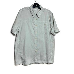 Avia Adventure Clothing Button Down Shirt Top
